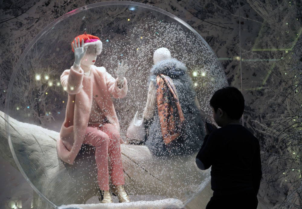 الشتاء قادم: موسكو تستعد لأعياد رأس السنة