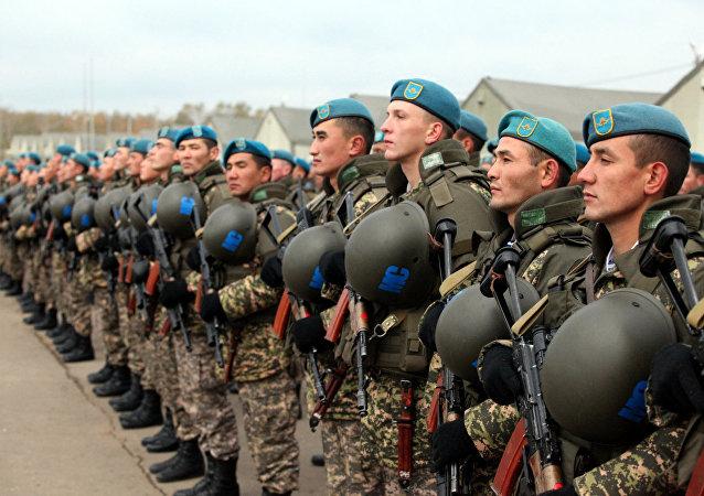 القوات المسلحة الروسية فى أوستيا الجنوبية
