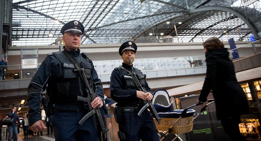شرطة برلين