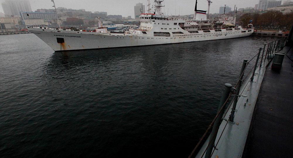 سفينة أبحاث أدميرال فلاديميرسكي