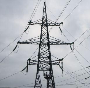 خط الكهرباء