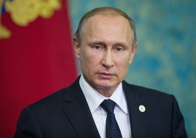 بوتين في قمة المناخ