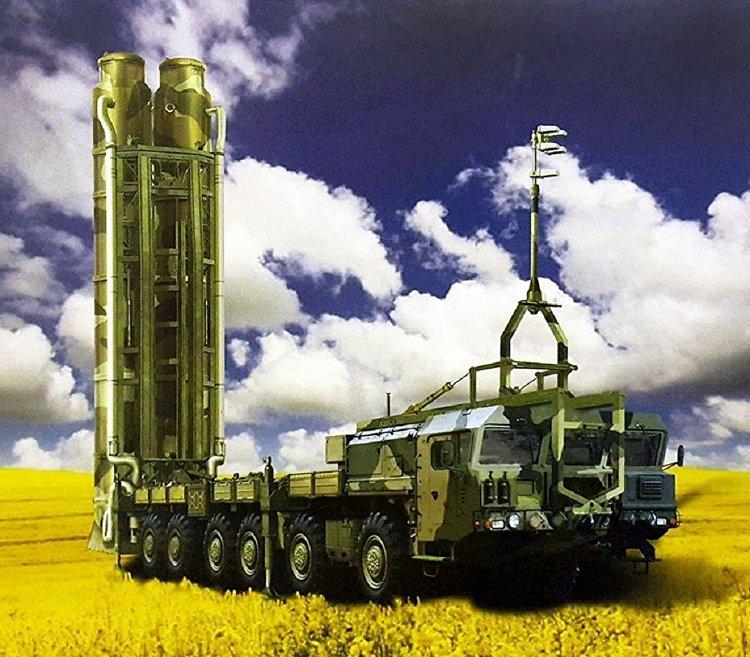 نظام الدفاع الجوي - الفضائي الجديد A-235
