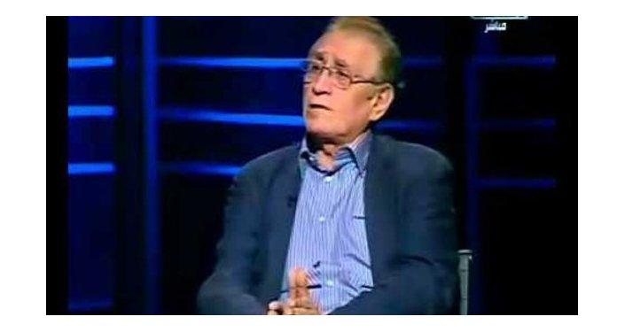مراسل راديو فرنسا في مصر إلكسندر بوتشنتي