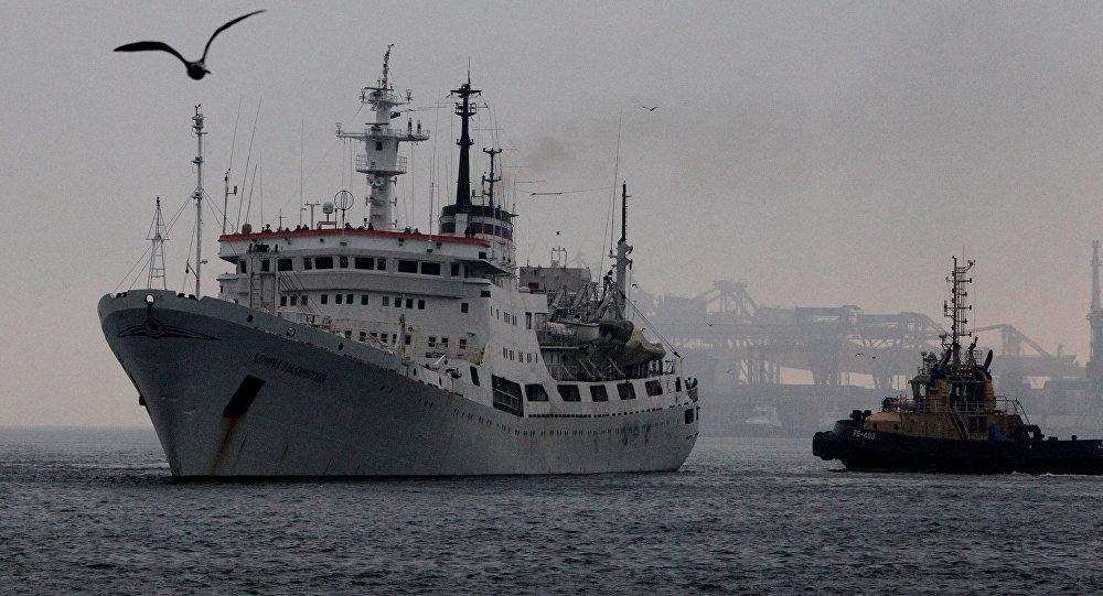 سفينة الأميرال فلاديميرسكي