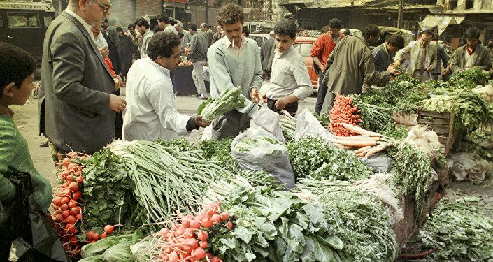 السوق السورية