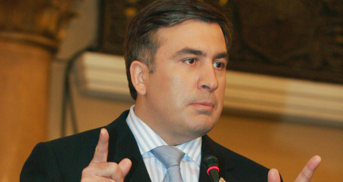 ميخائيل ساكاشفيلي