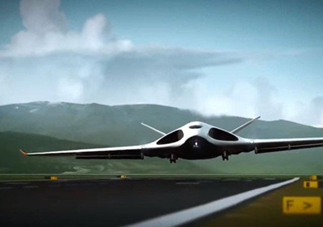 طائرة باك تا الروسية الجديدة