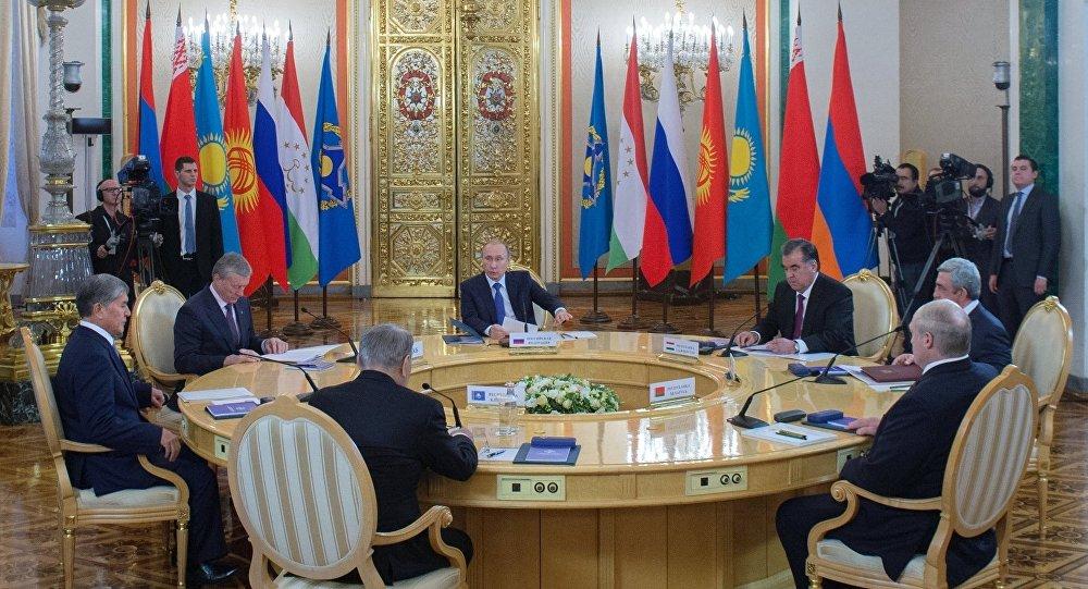 رؤساء دول معاهدة الأمن الجماعي