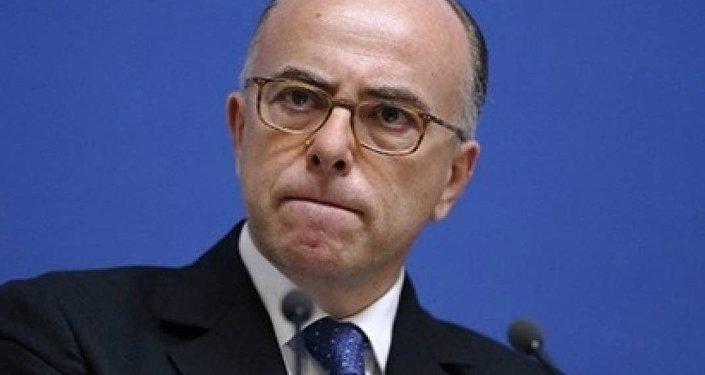 وزير الداخلية الفرنسي برنار كازنوف