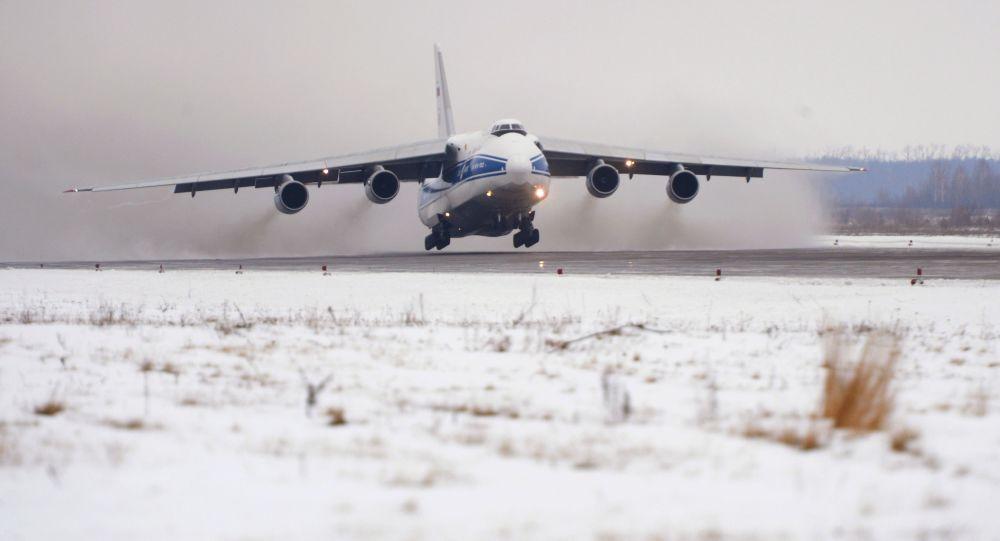 طائرة النقل العسكري آن - 124 (روسلان)