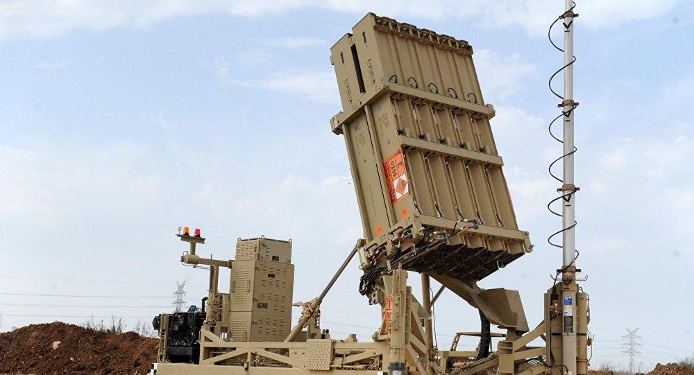 منظومة الدفاع الإسرائيلية المضادة للصورايخ(القبة حديدية)