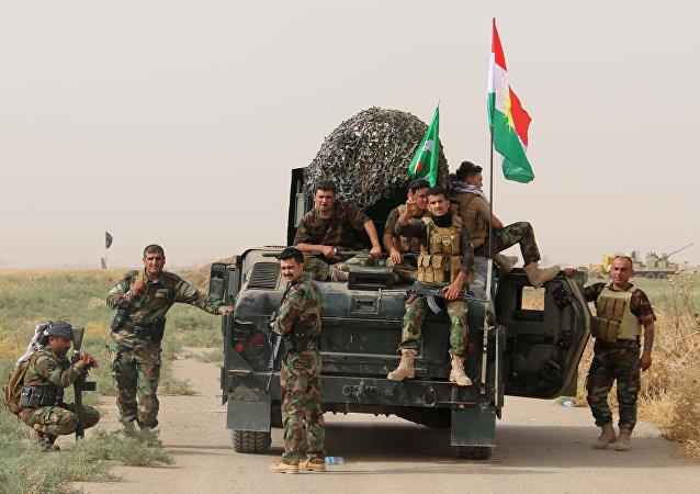 البشمركة في العراق