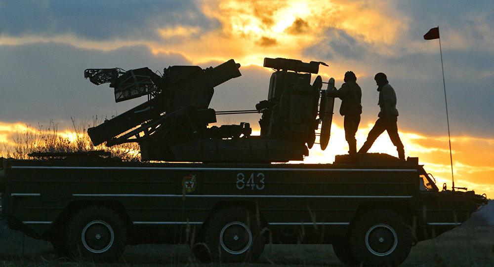 منظومة صواريخ مضادة للطائرت من طراز أوسا