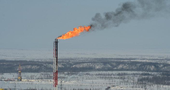 حقل النفط