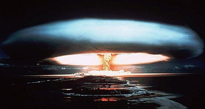 تفجير نووي
