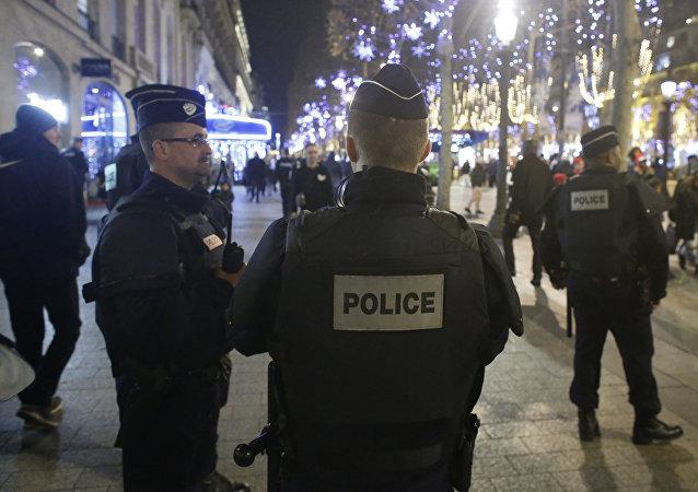 شرطة باريس