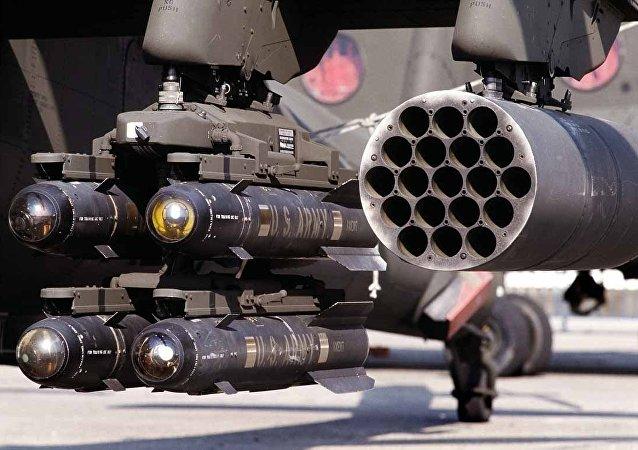صاروخ هيل فاير الأمريكي