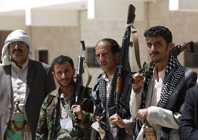 جماعة الحوثيين في اليمن