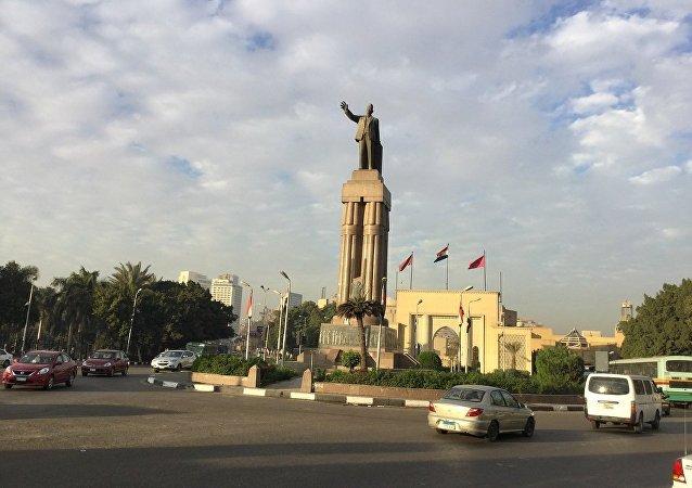 القاهرة ـ أمام دار الأوبرا