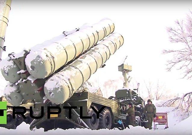 القوات الخاصة الروسية الشتوية ومنظومة اس-300 يقعان في الفخ!