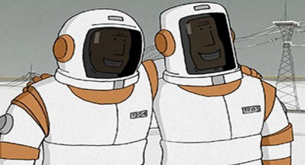 فيلم لا يمكننا العيش من دون الفضاء