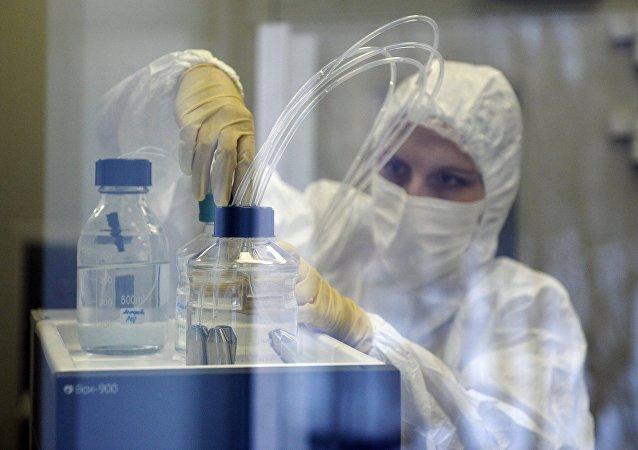 الأطباء الروس يبتكرون لقاح ضد فيروس إيبولا