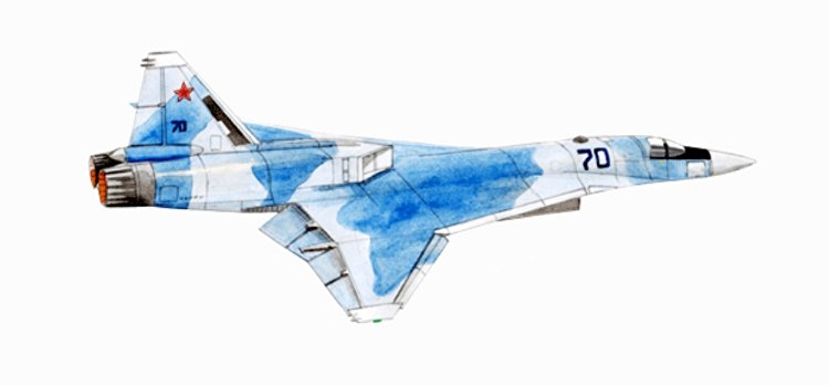 مقاتلة ميغ 41 الجديدة