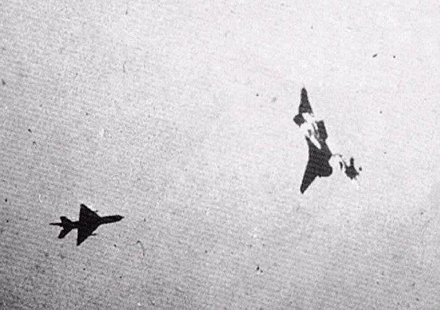 العملية ريمون 20 واسقاط طائرة ميراج إسرائيلية فى الجو