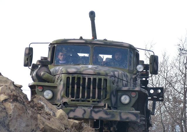 الجيش السوري يتقدم في ريف اللاذقية