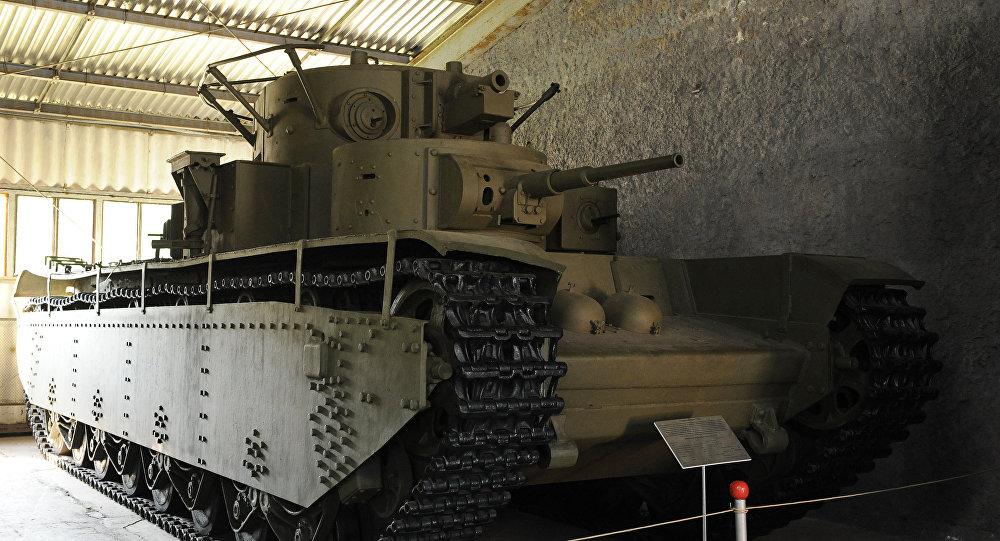 دبابة تي-35