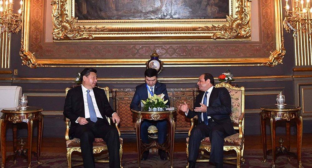 التوقيع على 21 اتفاقية للتعاون بين مصر والصين
