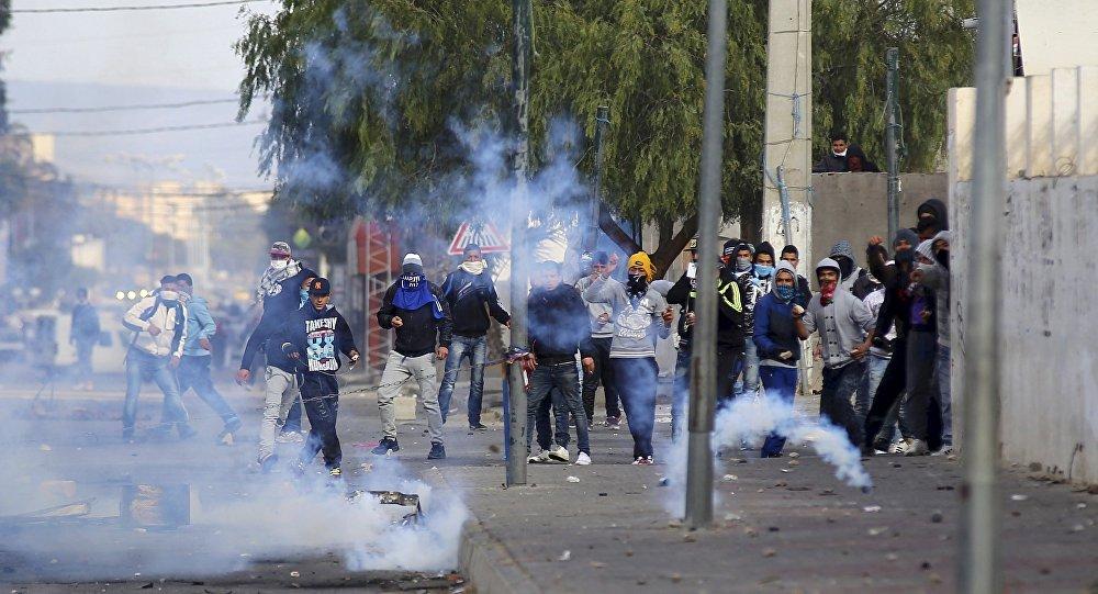 أحداث تونس