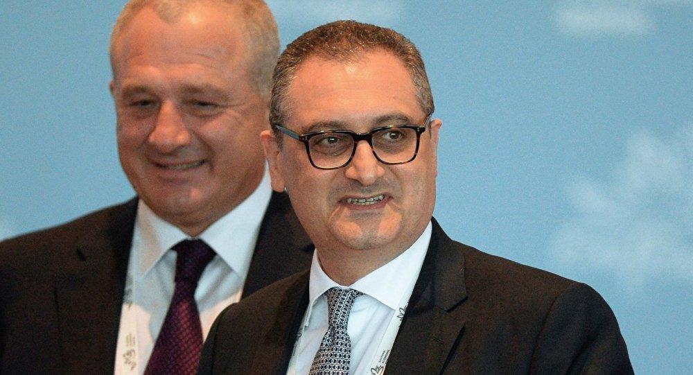 نائب وزير الخارجية الروسي ايغور مورغولوف