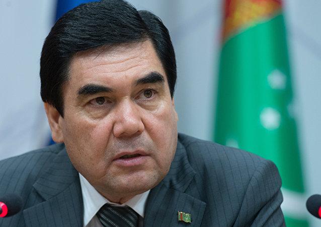 الرئيس التركماني