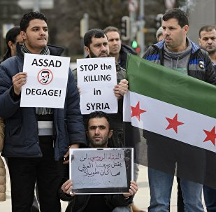 المعارضة السورية في حنيف