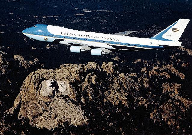 طائرات الرئاسة الأمريكية