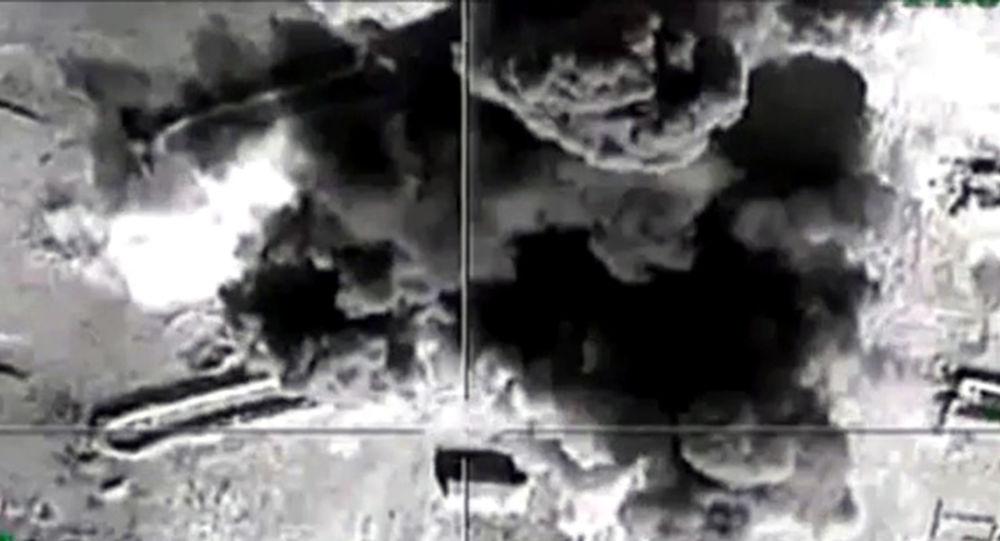 ضربات القوات الجوية الروسية في سوريا