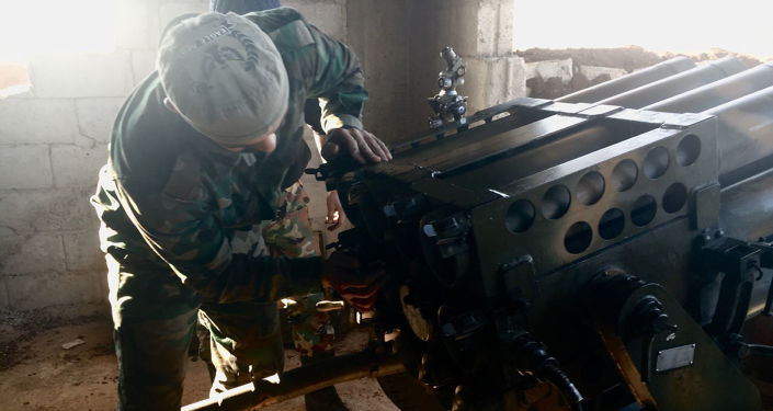 الجيش العربي السوري يتقدم في بلدة عثمان شمال درعا