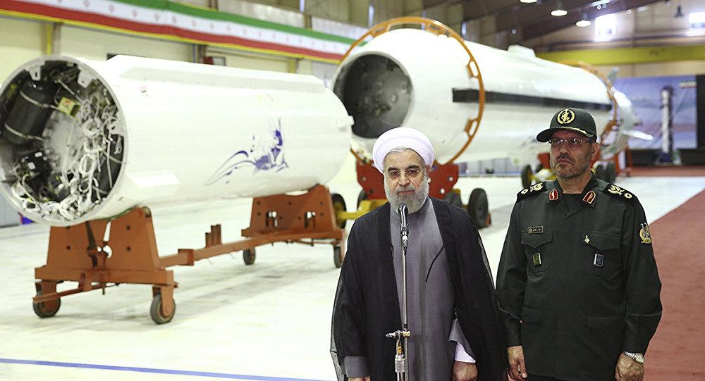 برنامج إيران الصاروخي