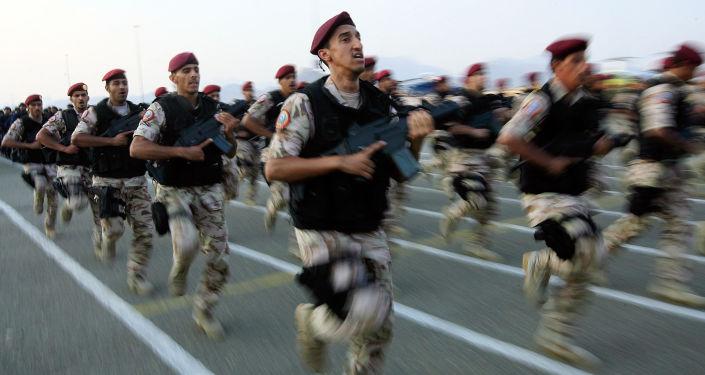 وحدة من قوات العمليات الخاصة السعودية