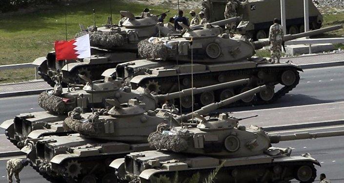 الجيش البحريني
