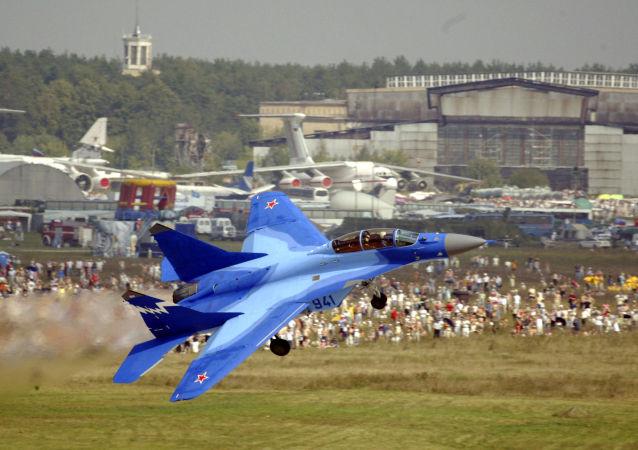 استعراض مقاتلة ميغ - 29كا