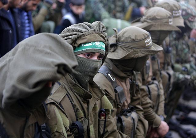 فلسطين وحركة الجناح العسكري لعز الدين القسام حماس