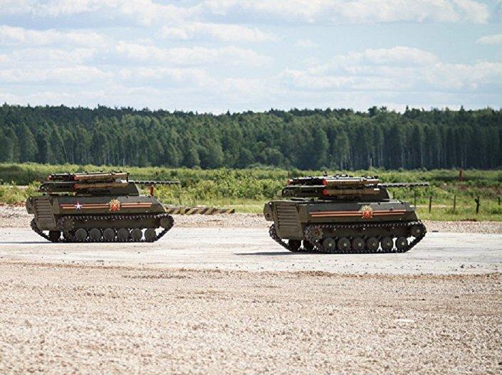 الدبابة أوران - 9