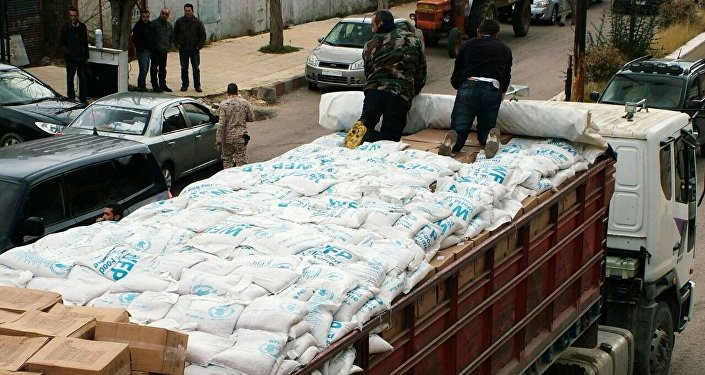 مساعدات من الحليف الروسي