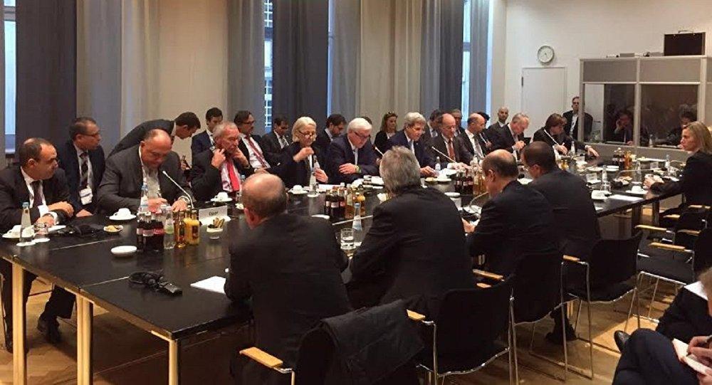 ميونخ ـ اجتماع خاص بليبيا