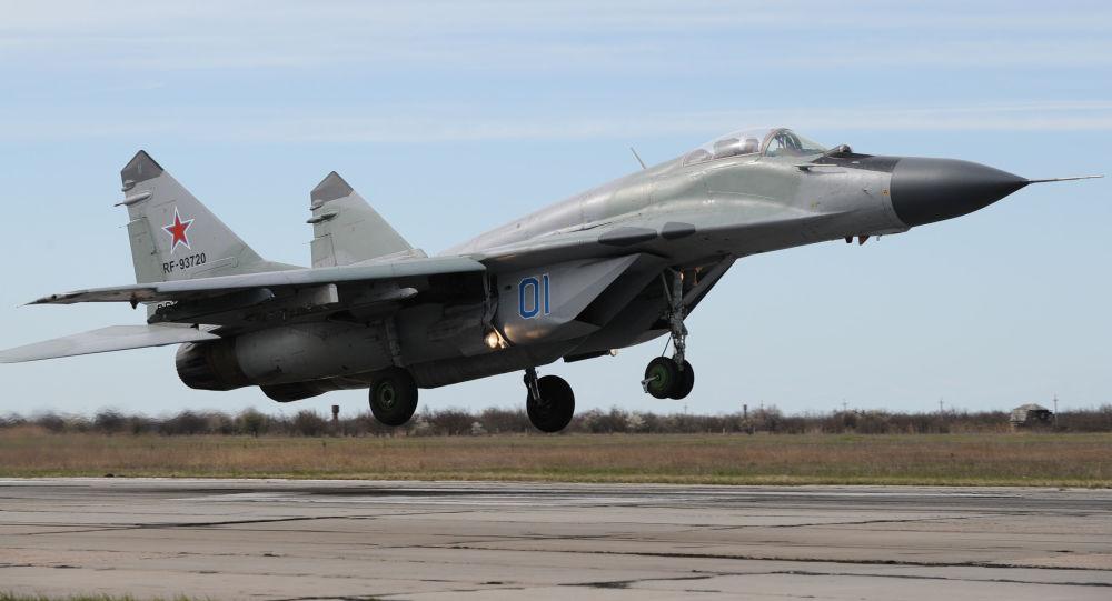 """روسيا ملتزمة بعقد بيع مقاتلات """"ميغ 29"""" إلى سلاح الجو المصري 1017474288"""