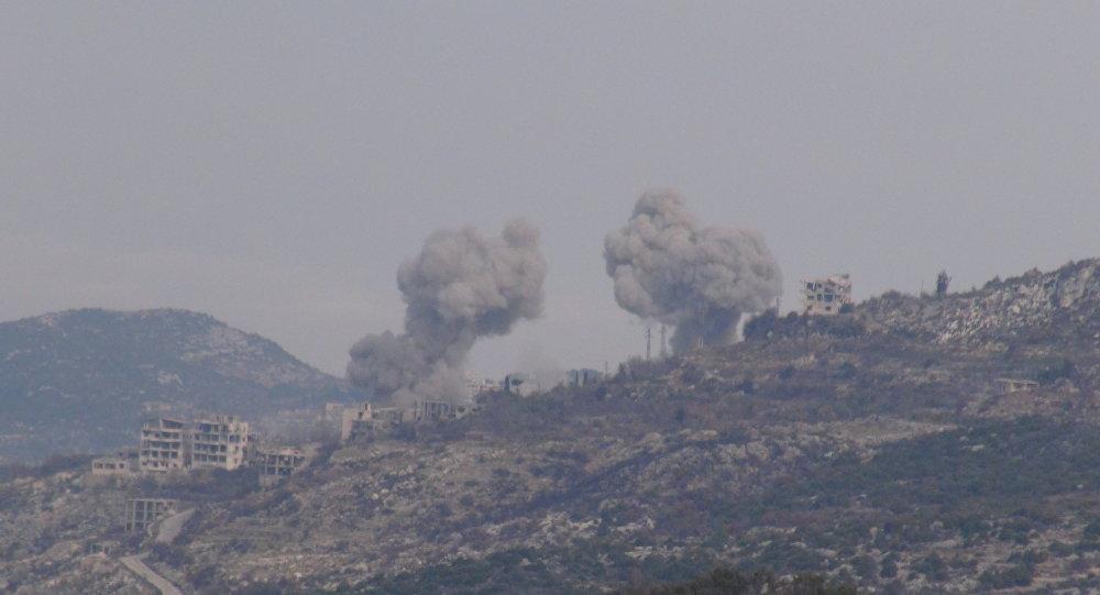 سيطرة الجيش السوري على قرية آرة