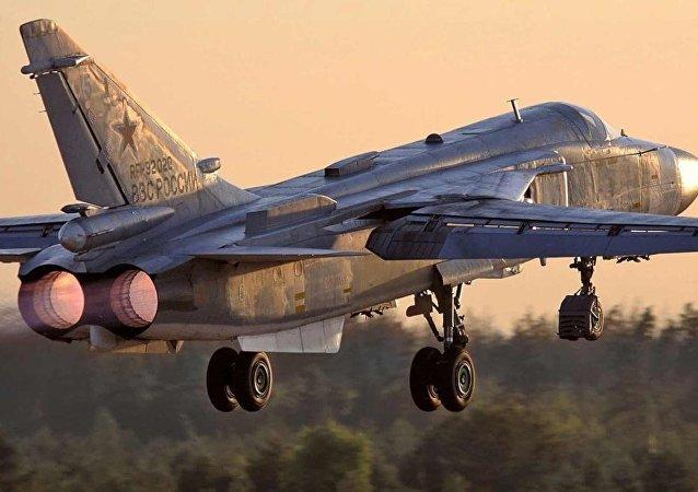 مقاتلة سو - 24